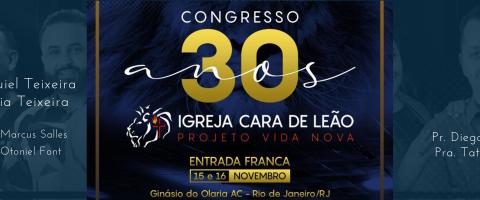 Congresso30Anos